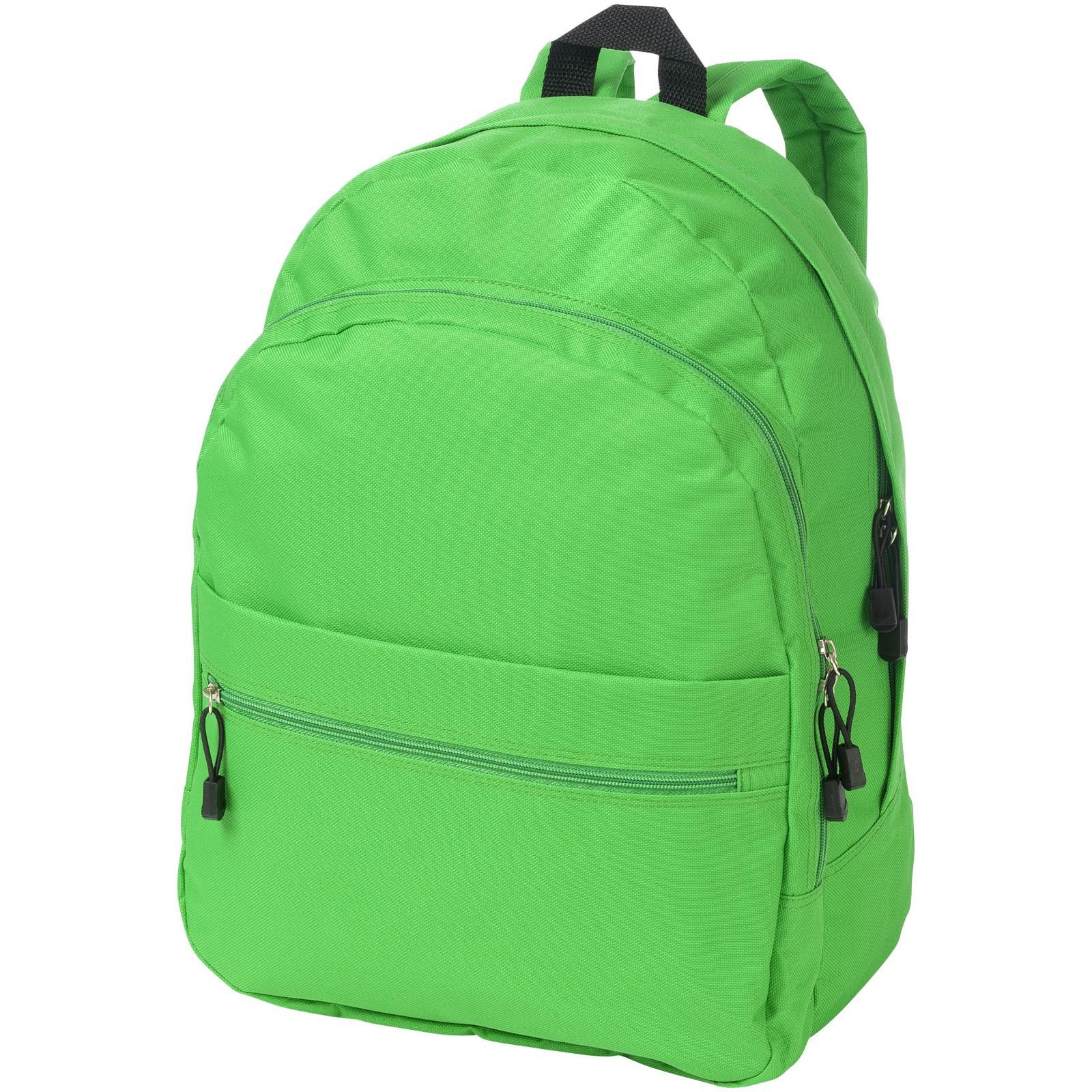 Batoh Trend - Světle zelená