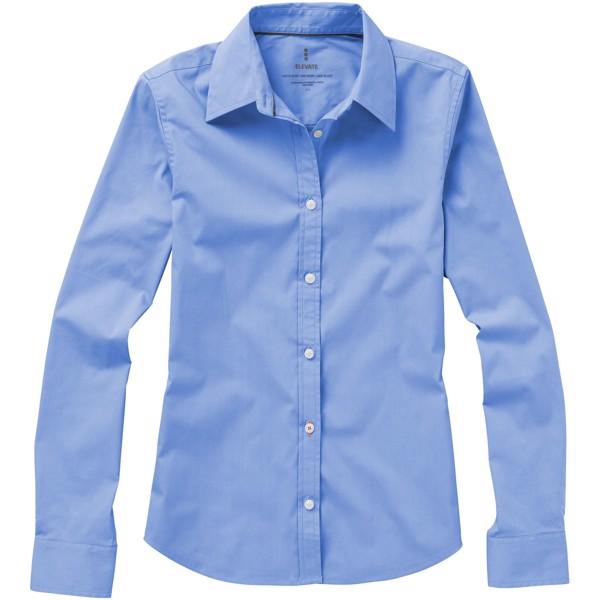 Hamilton long sleeve ladies shirt - Light blue / L