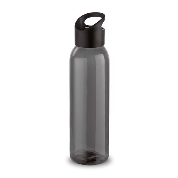 PORTIS. Sports bottle 600 ml - Black