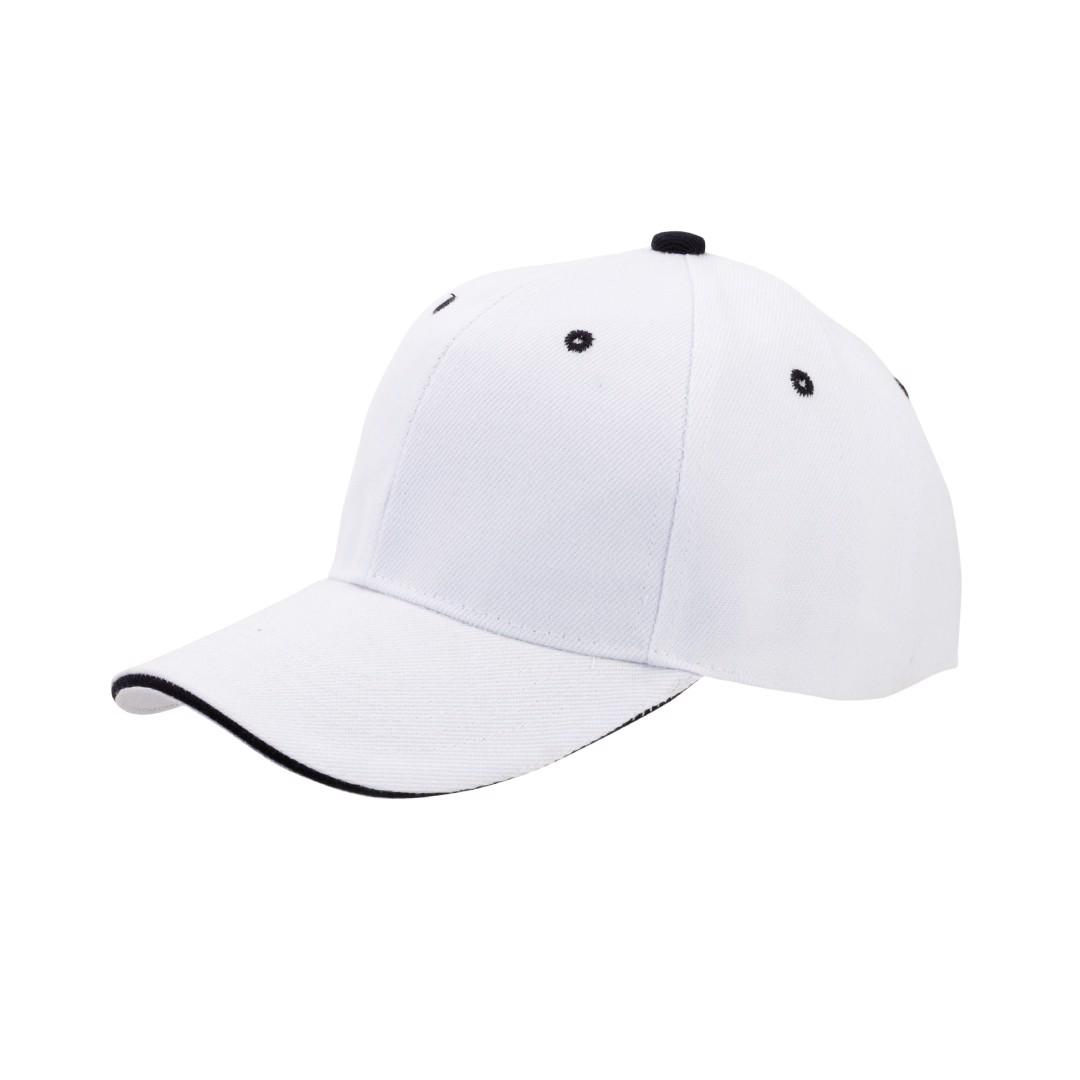 Cap Mision - White