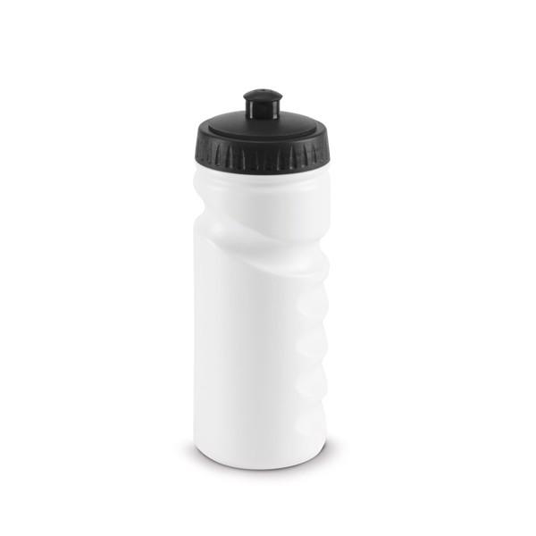 LOWRY. Botella deportiva 530 ml - Negro