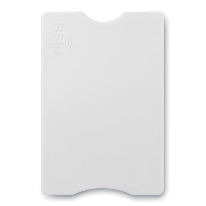 RFID Credit card protector - White