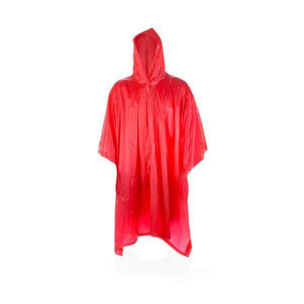 Raincoat Montello - Red