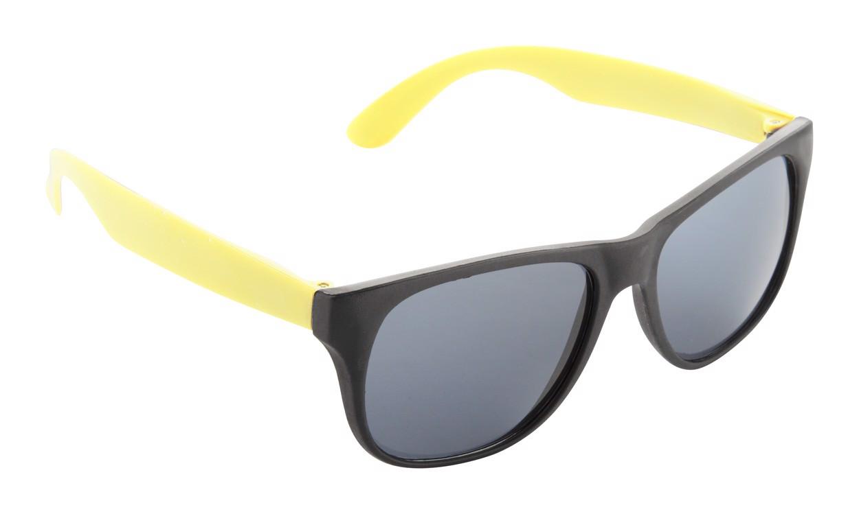 Sluneční Brýle Glaze - Žlutá