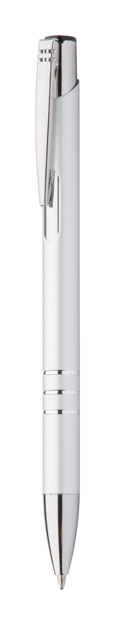 Kuličkové Pero Channel - Stříbrná