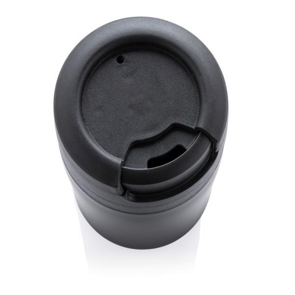 Coffee to go ivópohár - Fekete