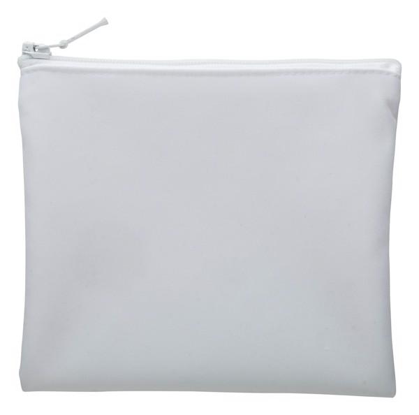 Custom Cosmetic Bag CreaBeauty S - White