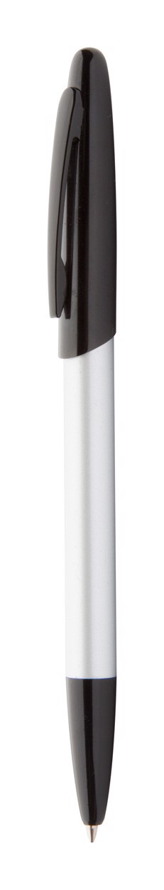 Ballpoint Pen Kiwi - Silver / Black