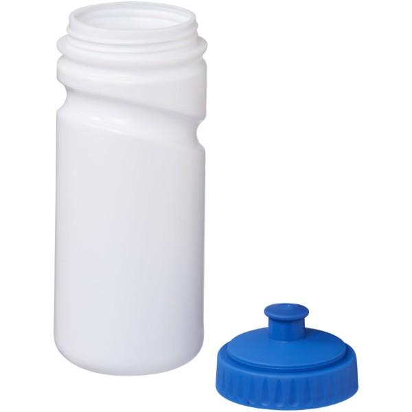 Easy Squeeze 500 ml Sportflasche - weiss - Weiss / Royalblau