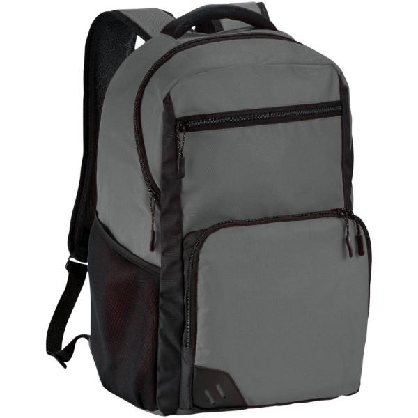 "Rush 15.6"" laptop backpack - Grey"