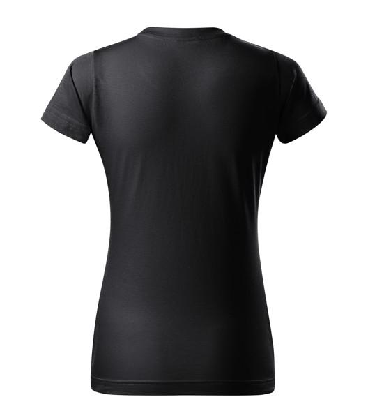 Tričko dámské Malfini Basic - Ebony Gray / L