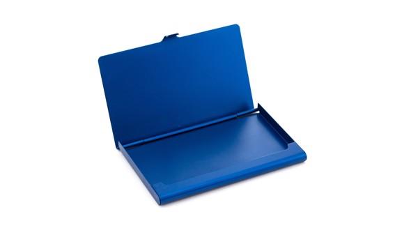 Porta-Cartões Bonus - Azul