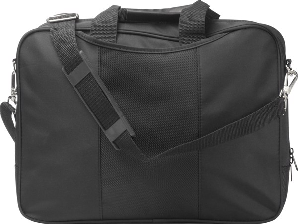 Microfibre laptop bag