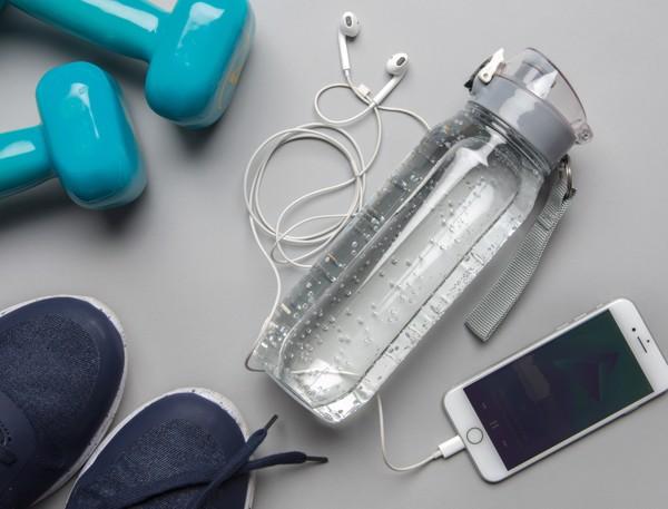 Tritán palack XL 800ml - Átlátszó