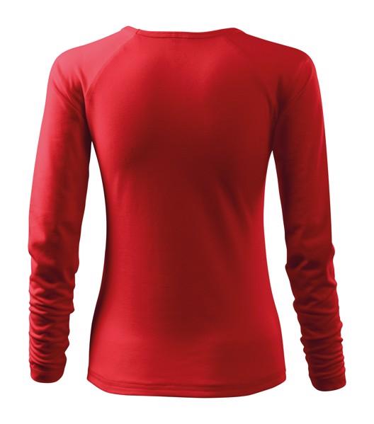T-shirt women's Malfini Elegance - Red / XS