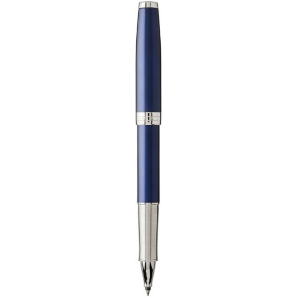 Kuličkové roller pero Sonnet - Modrá / Stříbrný