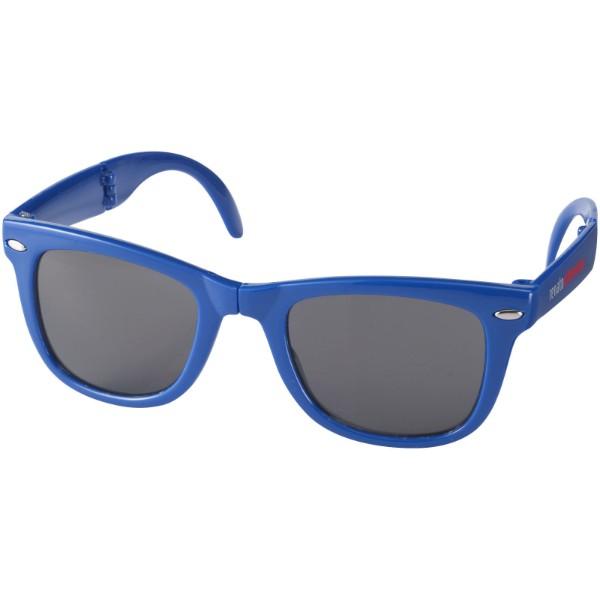Sun Ray foldable sunglasses - Royal blue