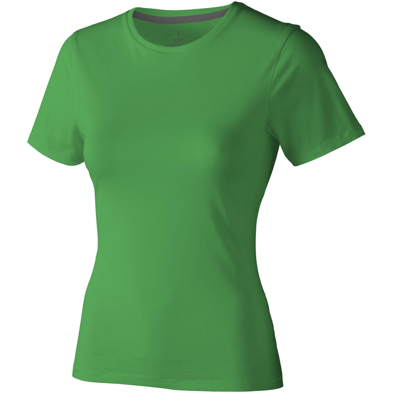 Dámské triko Nanaimo s krátkým rukávem - Fern Green / XXL