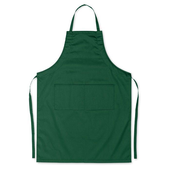 Adjustable apron Fitted Kitab - Green