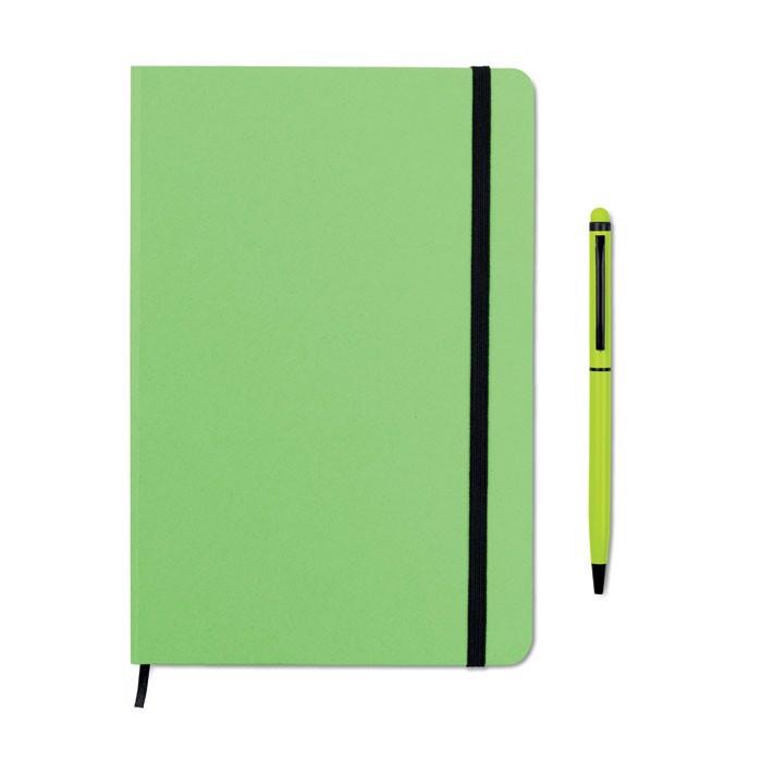 Notebook set Neilo Set - Lime