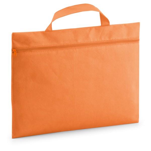 KAYL. Taška na dokumenty - Oranžová