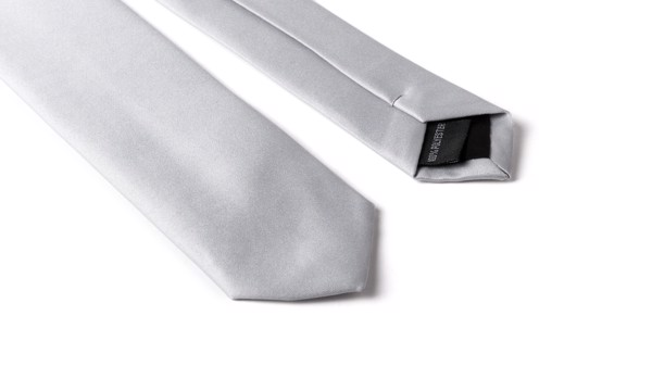 Corbata Ming - Blanco
