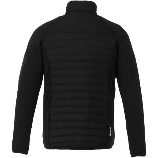 Banff hybrid insulated jacket - Solid Black / XXL