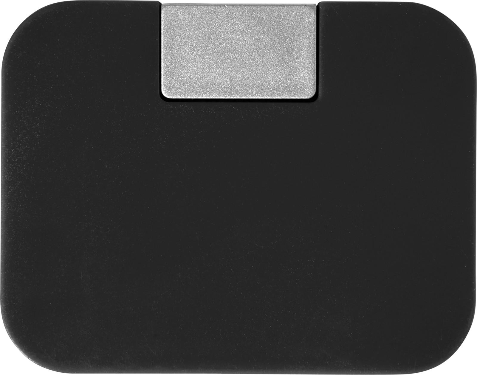 ABS USB hub - Black
