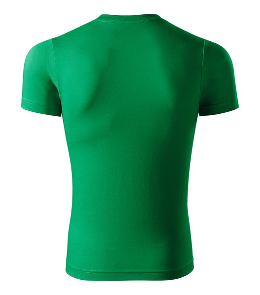 T-shirt unisex Piccolio Paint - Kelly Green / S