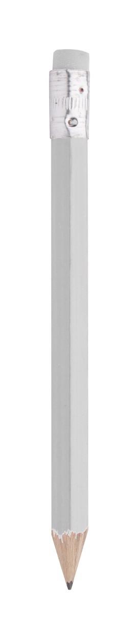 Mini Pencil Minik - White