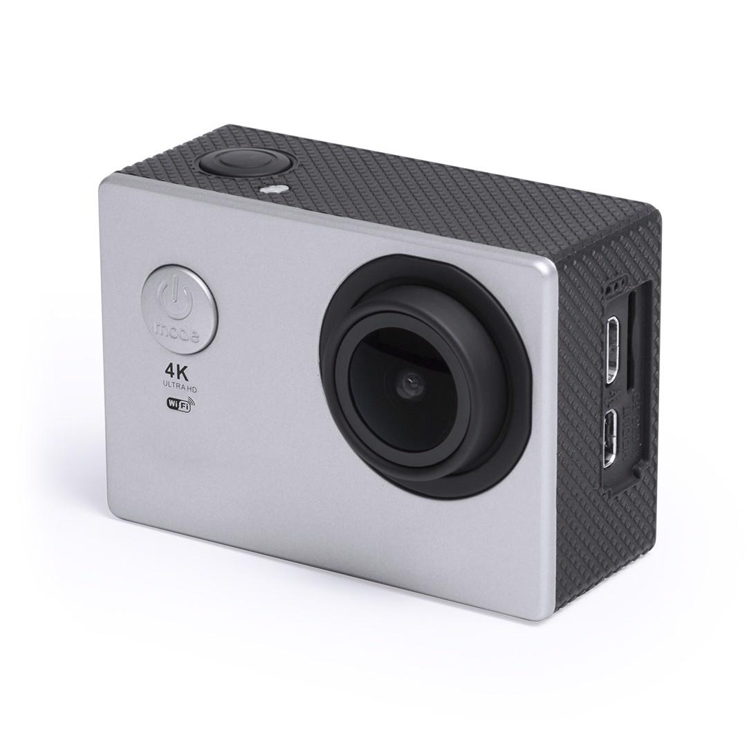 Câmera Desportiva Garrix - Gray