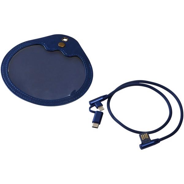 Nabíjecí kabel Ecliptic 3 v 1 - Navy