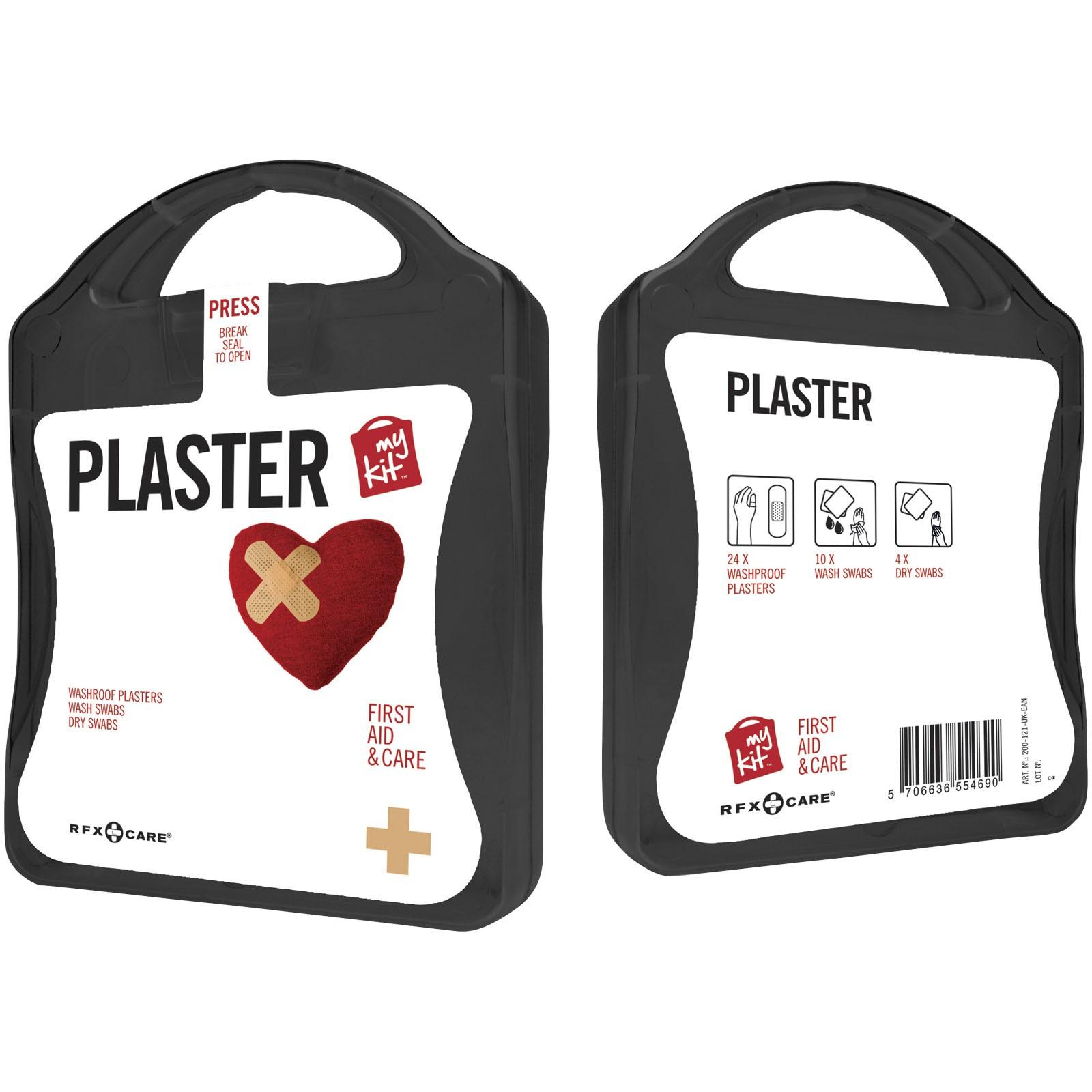 MyKit Plaster Set - Solid Black