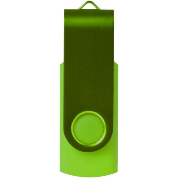 USB disk Rotate-metallic, 2 GB - Limetka
