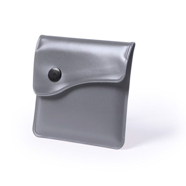 Pocket Ashtray Berko - Silver