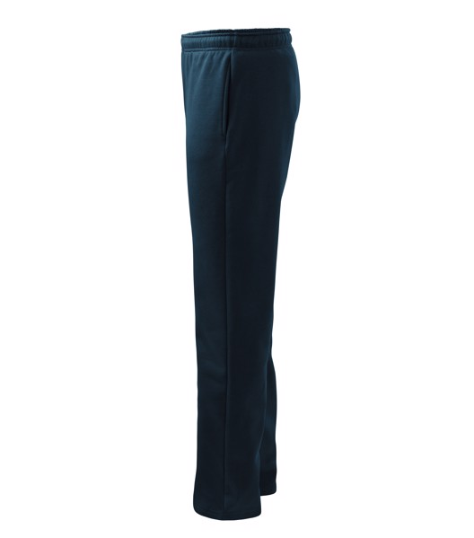Sweatpants men's/kids Malfini Comfort - Navy Blue / 10 years