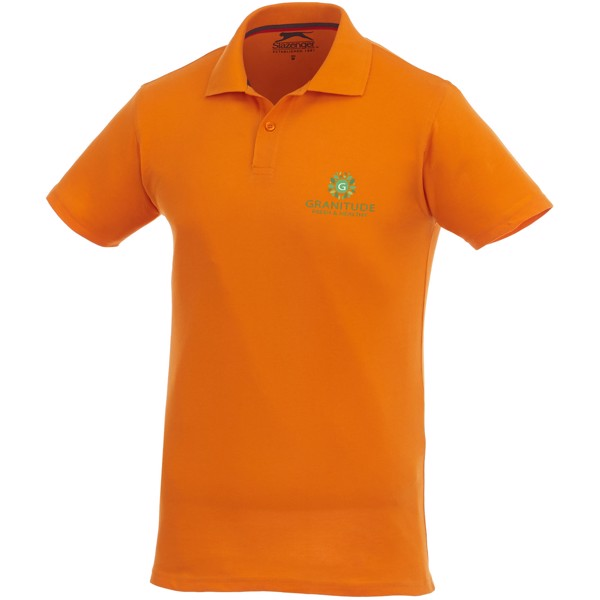 Advantage Poloshirt für Herren - Orange / XXL