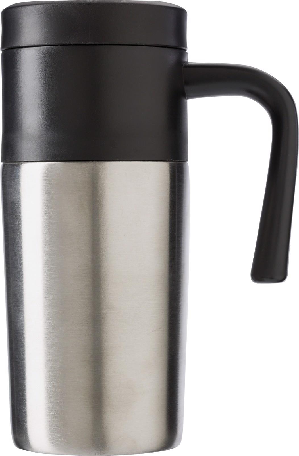 Stainless steel mug - Silver