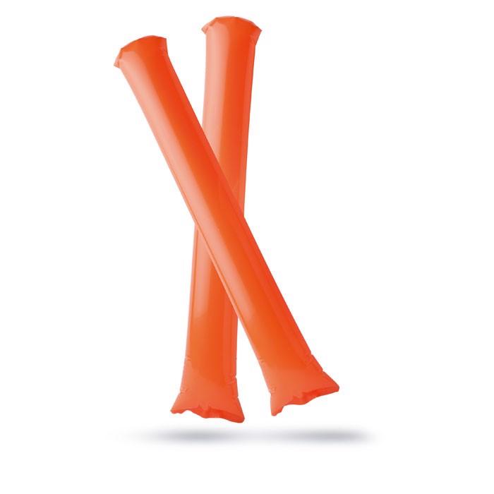 Inflatable cheering stick Bambam - Orange