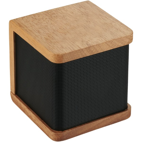 Dřevěný reproduktor Seneca Bluetooth®