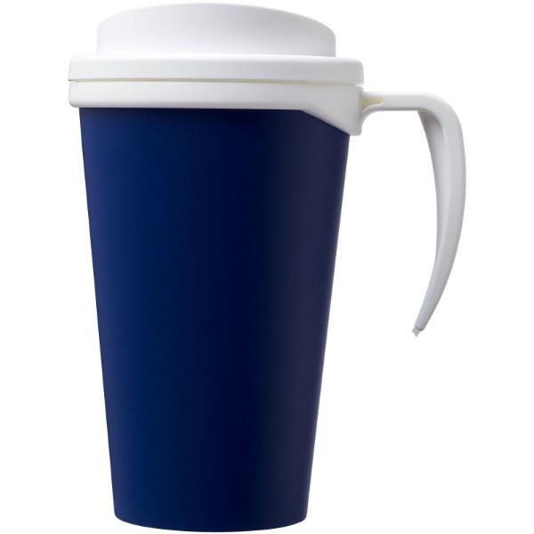 Termo hrnek Americano® grande 350 ml - Modrá / Bílá
