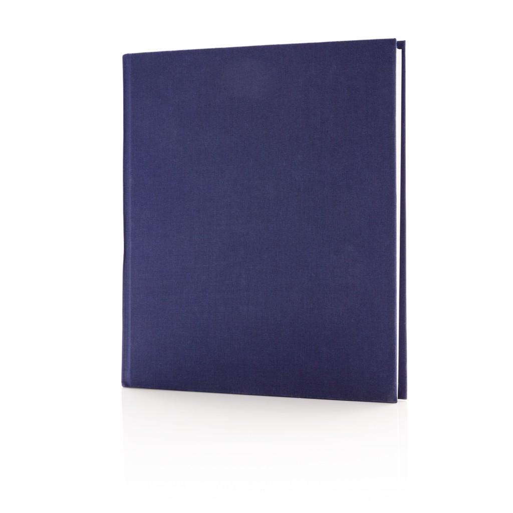 Luxusní poznámkový blok 210x240mm - Fialová