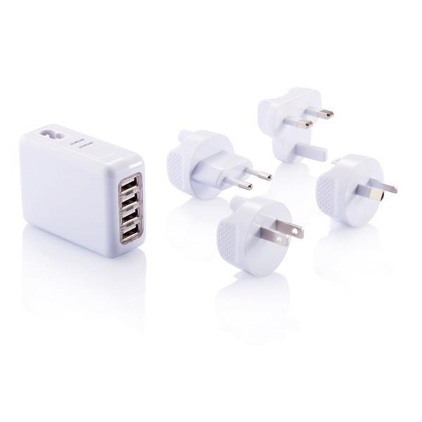Adapterkészlet 4 USB elosztóval