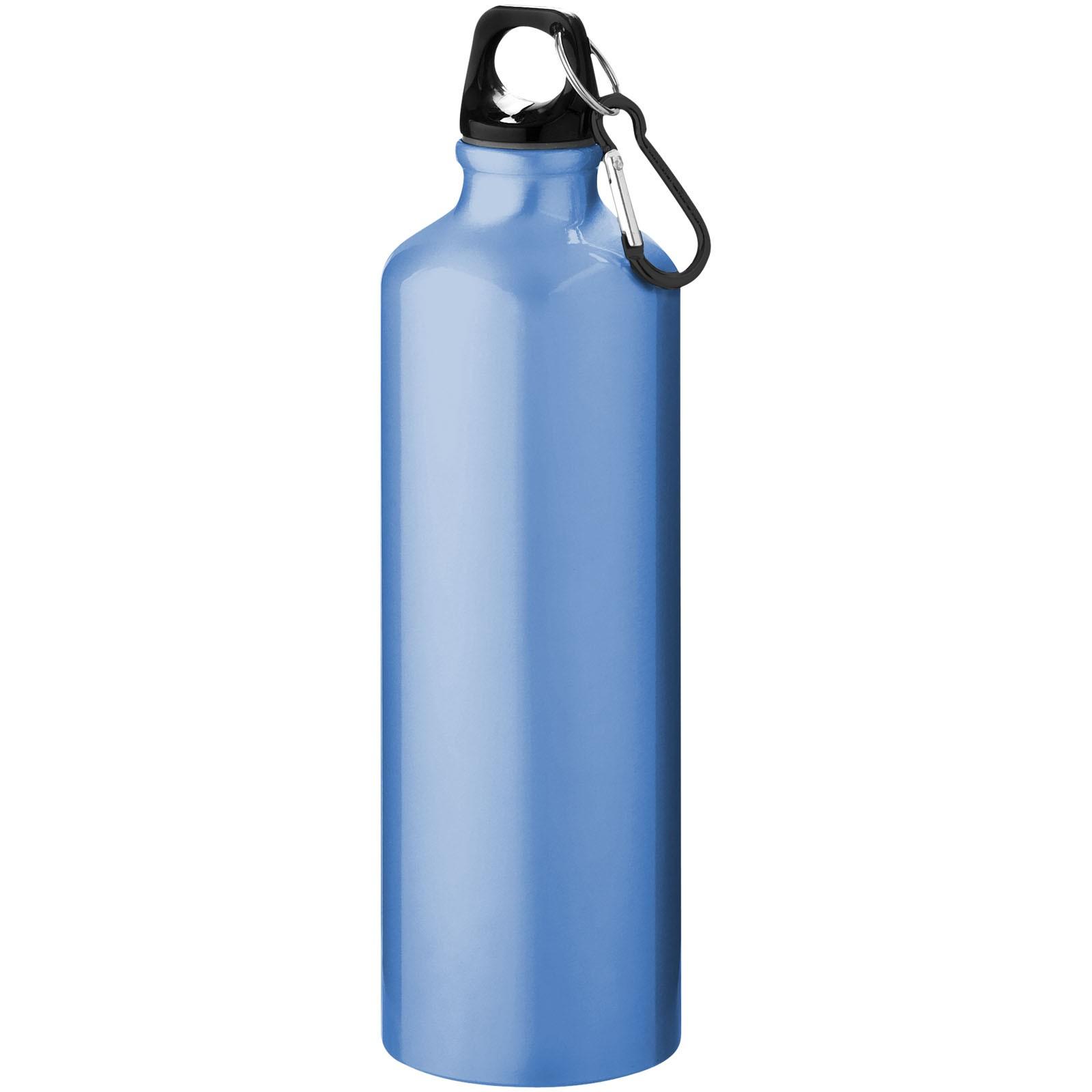 Láhev s karabinou Pacific - Světle modrá