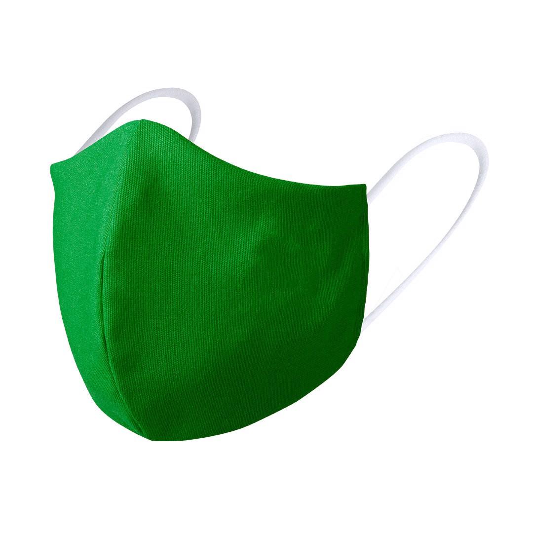 Mascarilla Higiénica Reutilizable Liriax - Verde
