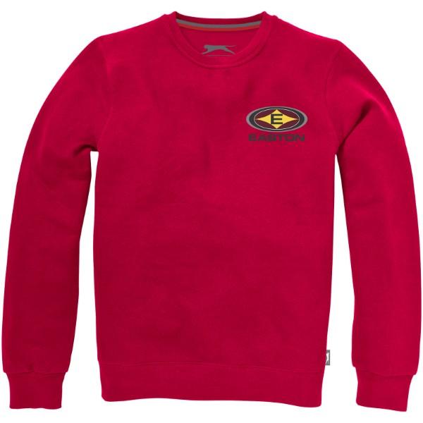 Toss crew neck sweater - Red / 3XL