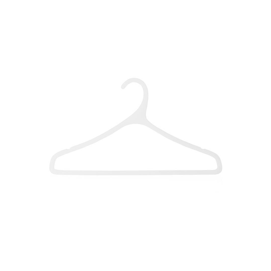 Percha Merchel - Traslucido Blanco