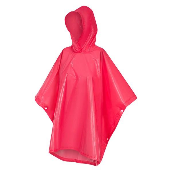 Peleryna przeciwdeszczowa dla dzieci Rainbeater - Czerwony