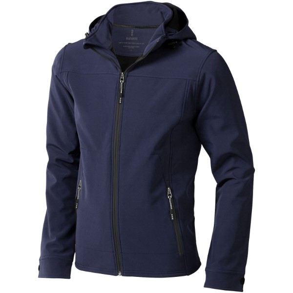 Langley softshell jacket - Navy / 3XL