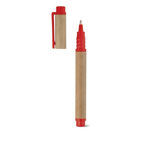 DUNES. Kuličkové pero - Červená
